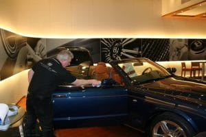 Genfer Autosalon – Bentley