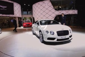 Genfer Autosalon - Bentley/Bugatti